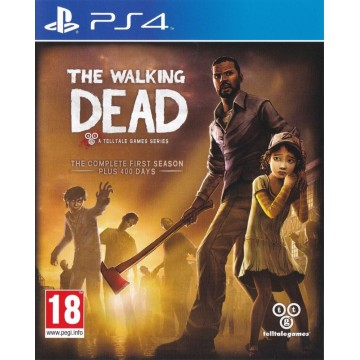 The Walking Dead The Complete First Season (Lietota)