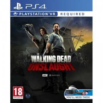 The Walking Dead Onslaught VR Survivor Edition (Jauna)