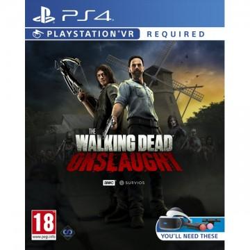 The Walking Dead Onslaught VR Survivor Edition (Jauna)