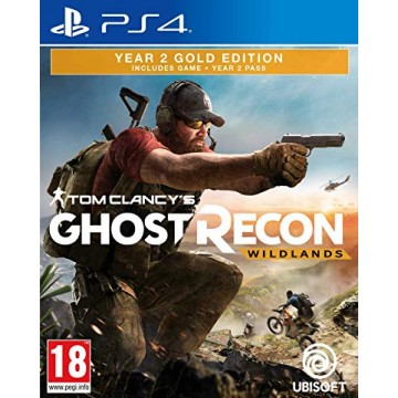 Tom Clancy's Ghost Recon Wildlands Year 2 Gold Edition (Jauna)