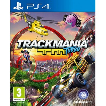 TrackMania Turbo (Jauna)