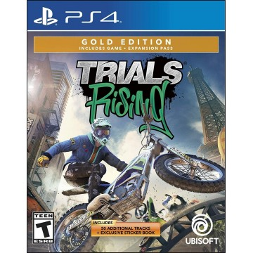 Trials Rising Gold Edition (Jauna)