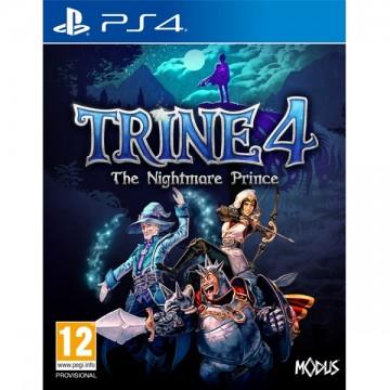 Trine 4 The Nightmare Prince (Jauna)