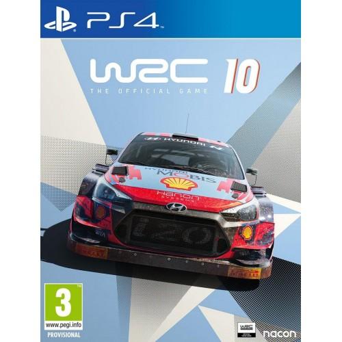 WRC 10 FIA World Rally Championship Rezervē Jau Tagad (Jauna)