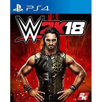WWE 2K18 (Jauna)