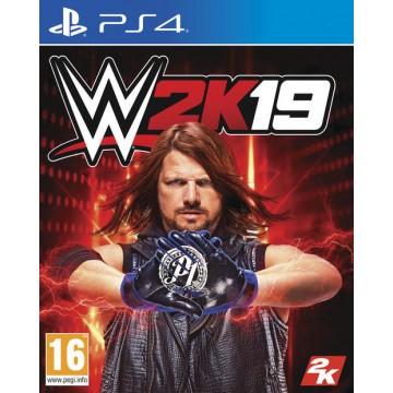 WWE 2K19 (Lietota)