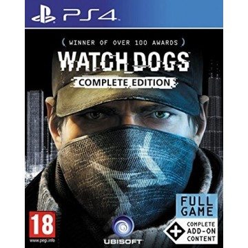 Watch Dogs Complete Edition (Jauna)