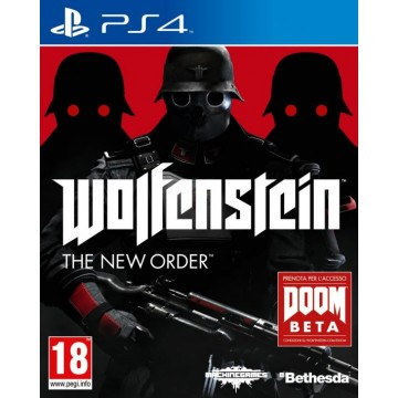 Wolfenstein The New Order (Jauna)