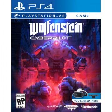 Wolfenstein Cyberpilot (Jauna)