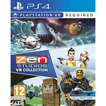 Zen Studios VR Collection 4 Spēles (Jauna)