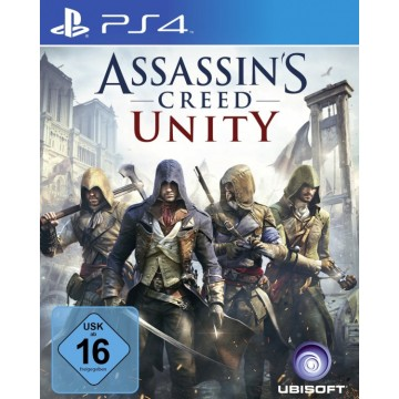 Assassin's Creed Unity (Lietota)