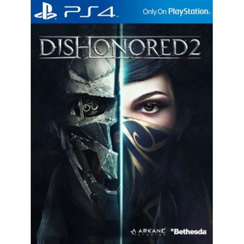 Dishonored 2 (Jauna)