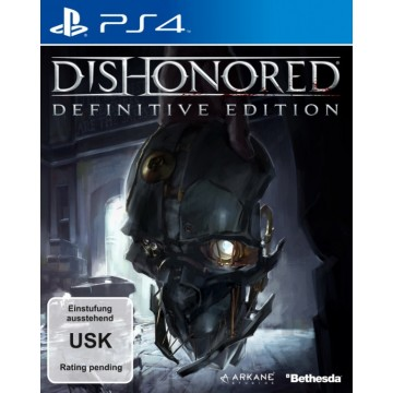 Dishonored Definitive Edition (Jauna)