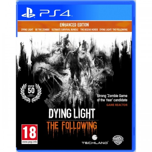 Dying Light The Following Enhanced Edition (Lietota)