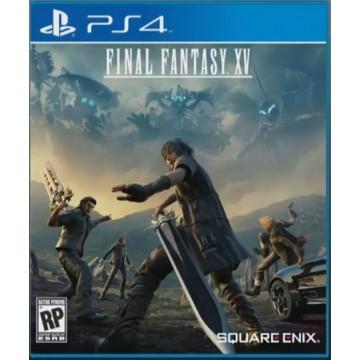 Final Fantasy 15 (Lietota)