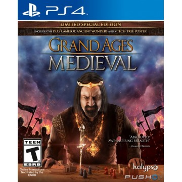 Grand Ages Medieval (Lietota)