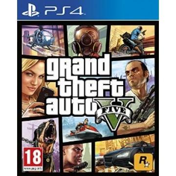 Grand Theft Auto 5 (Lietota)