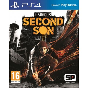 Infamous Second Son (Jauna)