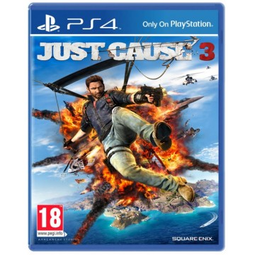 Just Cause 3 (Jauna)