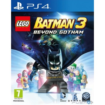 Lego Batman 3 Beyond Gotham (Jauna)