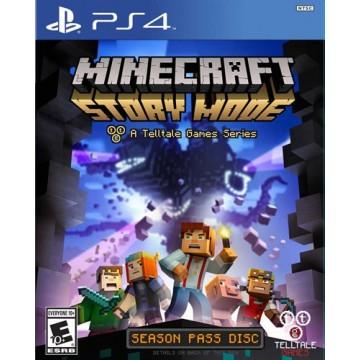 Minecraft Story Mode (Jauna)
