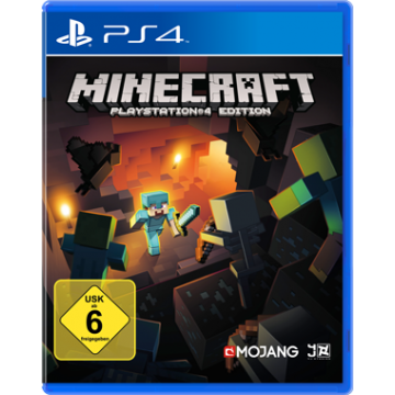 Minecraft Playstation 4 Edition (Jauna)