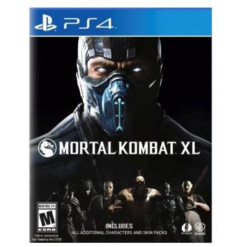 Mortal Kombat XL (Jauna)