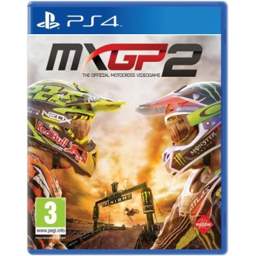 MXGP 2 The Official Motocross Videogame (Jauna)