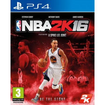 NBA 2K16 (Lietota)
