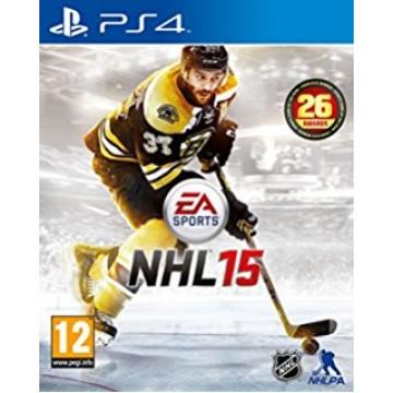 NHL 15 (Lietota)
