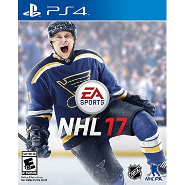 NHL 17 (Jauna)