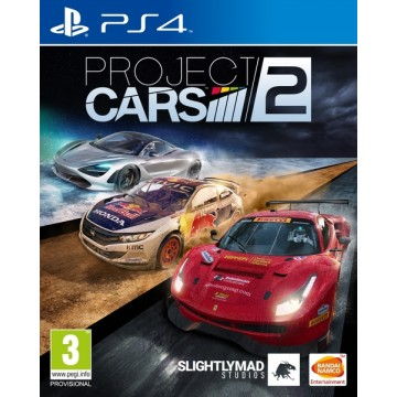 Project Cars 2 (Jauna)