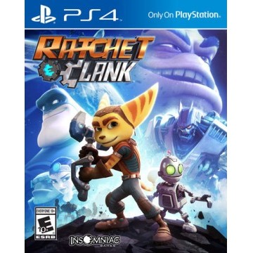 Ratchet and Clank (Jauna)