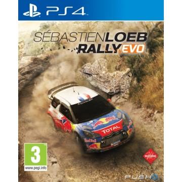 Sebastien Loeb Rally EVO (Jauna)