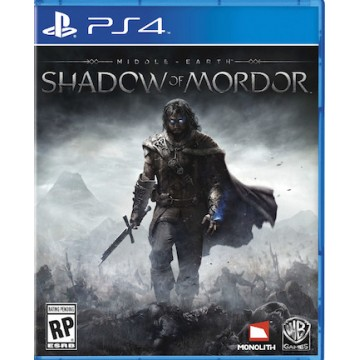 Middle Earth Shadow of Mordor (Jauna)