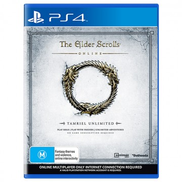 The Elder Scrolls Online Tamriel Unlimited (Jauna)