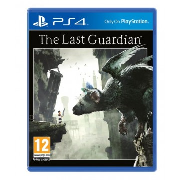 The Last Guardian (Jauna)