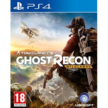 Tom Clancy's Ghost Recon Wildlands (Jauna)