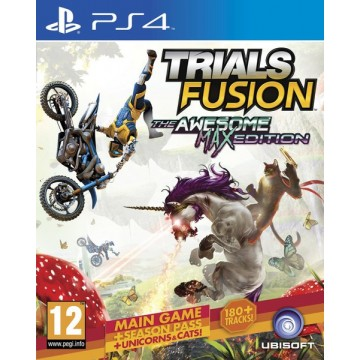 Trials Fusion The Awsome Max Edition (Jauna)