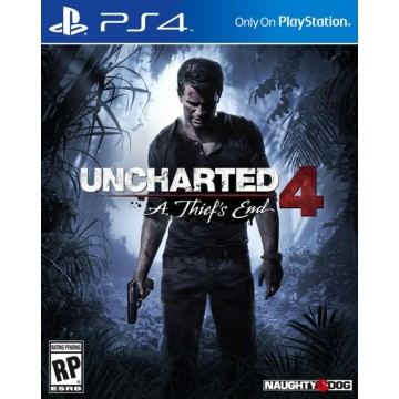 Uncharted 4 A Thief's End (Jauna)