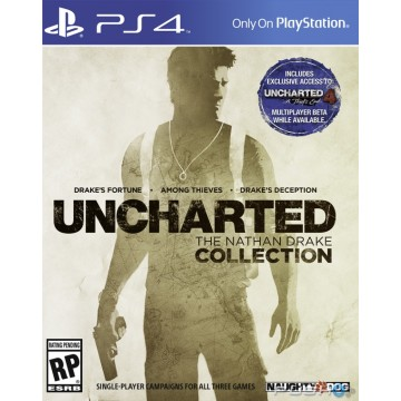 Uncharted The Nathan Drake Collection (Jauna)