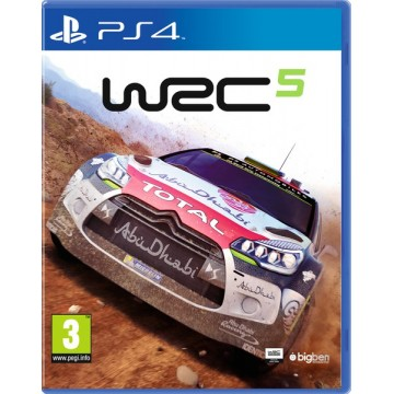 WRC 5 World Rally Championship (Jauna)