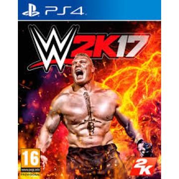WWE 2K17 (Lietota)