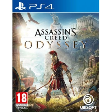 Assassin's Creed Odyssey (Lietota)