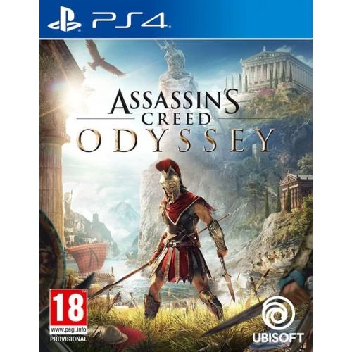 Assassin's Creed Odyssey (Lietota)