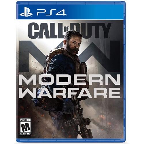 Call of Duty Modern Warfare (Jauna)