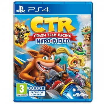 Crash Team Racing Nitro Fueled (Jauna)