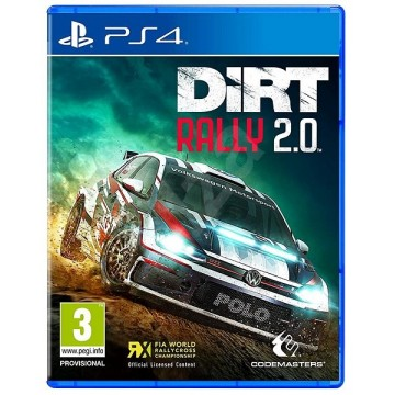 Dirt Rally 2.0 (Jauna)