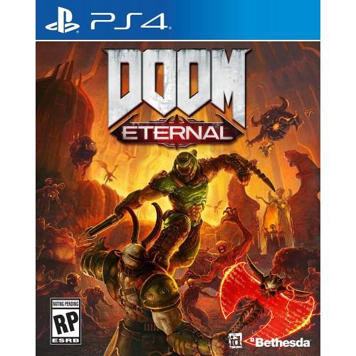 Doom Eternal Rezervē Jau Tagad (Jauna)