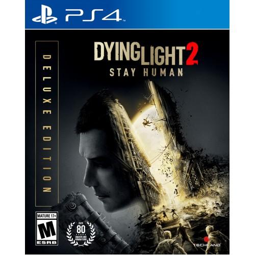 Dying Light 2 Stay Human Deluxe Edition Rezervē Jau Tagad (Jauna)